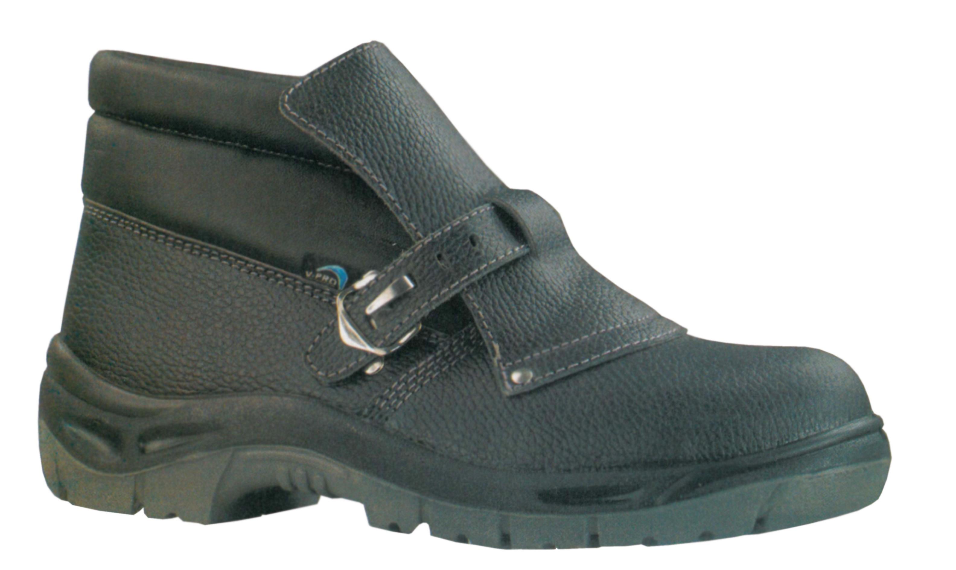 Botas de trabalho /calçado de segurança industrial de Soldador
