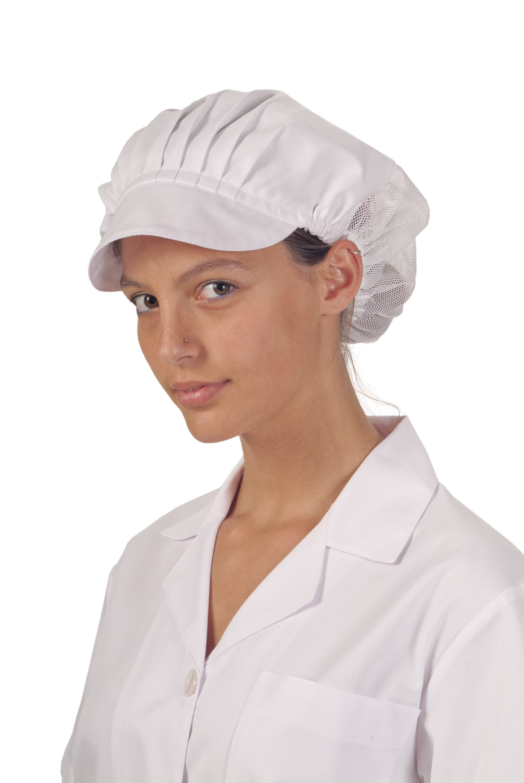 Toucas de cozinha  sarja rede